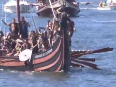 Noormannen festival in het Spaanse Galicië – EN